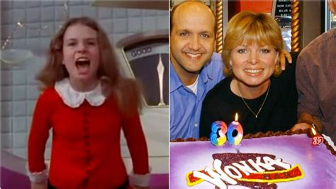 What Willy Wonka kids look like today